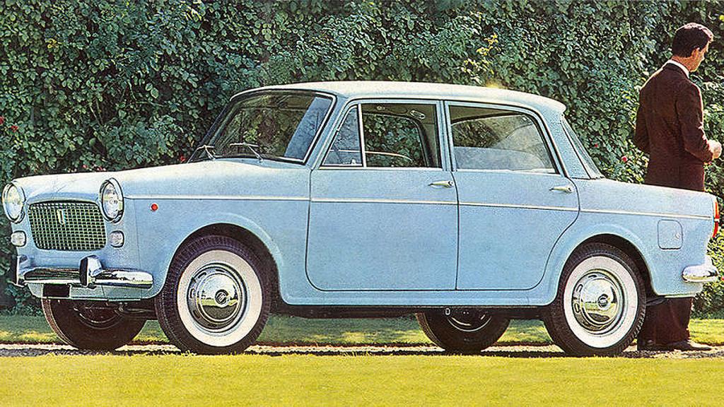 1972 Fiat 1100D (Type 103P)