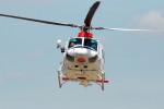 AB 412 HEMS SAR 2008 9 Airgreen HEMS Alessandria Pilot Odino (7)