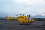 BK 117C1 HEMS SAR 2001 2 Aeroporto con Zucca Preturo L'Aquila Pilot Odino (4)